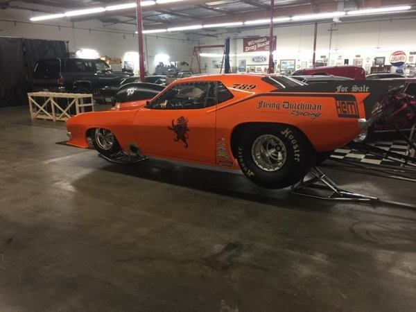 2009 Jeffers 70 Cuda rolling chassis  for Sale $50,000