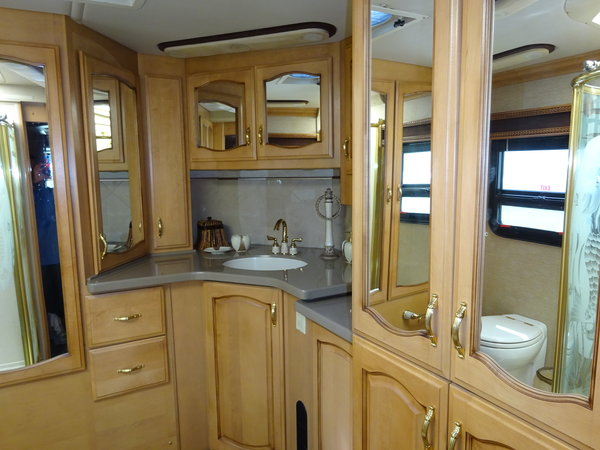 2007 American Heritage 45, 600hp, 18,000 Miles   for Sale $195,000