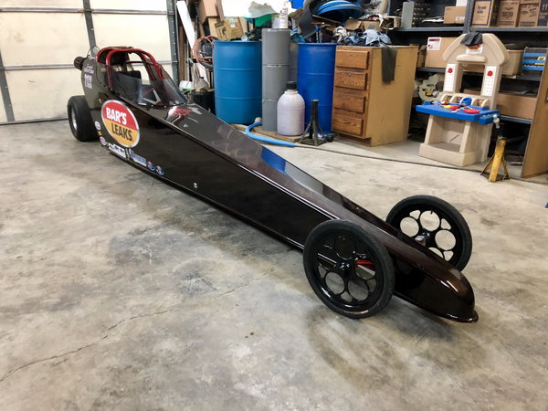 Lightening Junior Dragster   for Sale $5,300