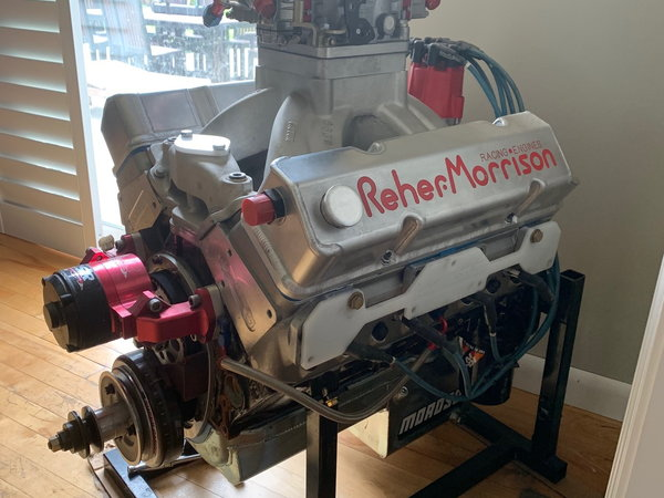 427 RM Engine  for Sale $16,500