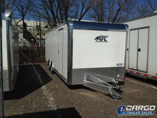 2018 Quest ATC Aluminum Trailer 8.5x24  for Sale $24,720