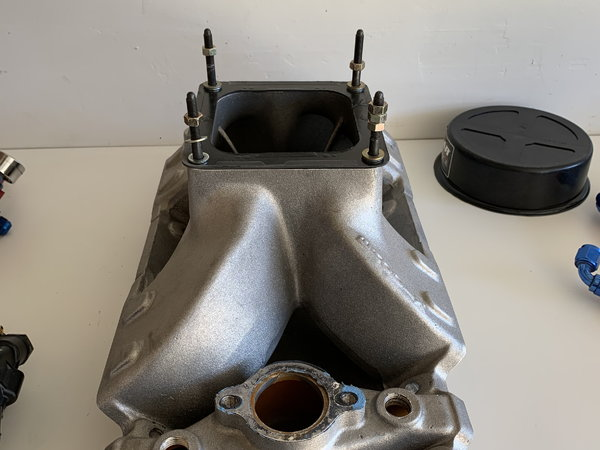 BBC brodix rec port intake  for Sale $400