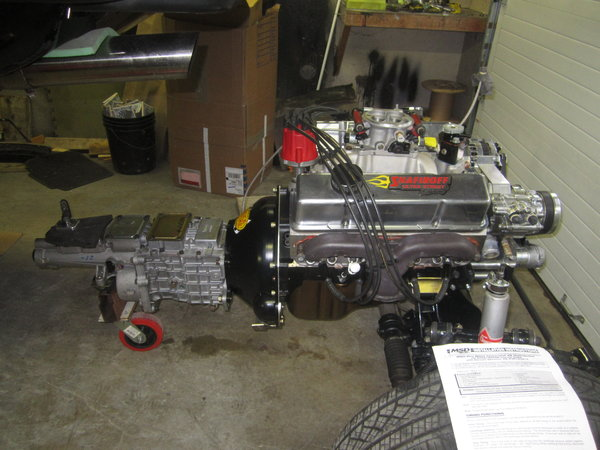 Dart sbc with 5 speed Tremic  for Sale $8,500