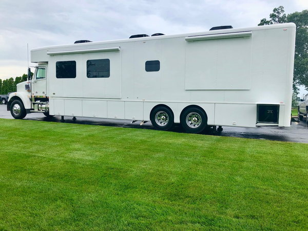 SOLD! FAIRVIEW MOTORSPORTS/NRC NEW 2020 TRIPLE SLIDE  for Sale $384,000