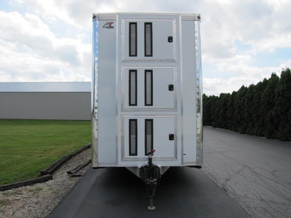 2018 Alumi tech Custom Vending Trailer