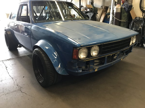 1980 Toyota Corolla 1UZFE and W58  for Sale $7,500