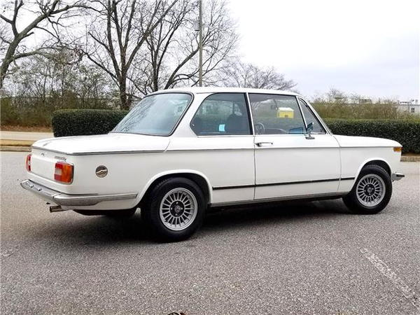 1975 BMW 2002  for Sale $19,799