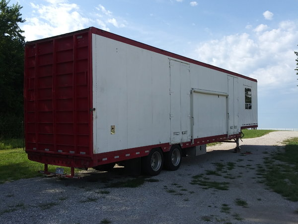 85 Kentucky enclosed  for Sale $13,000