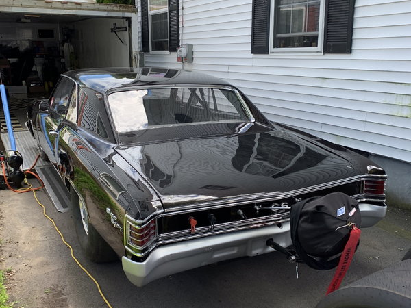 1967 Chevelle 427SS  for Sale $35,000