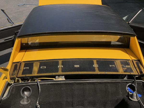 1974 Porsche 914  for Sale $15,000
