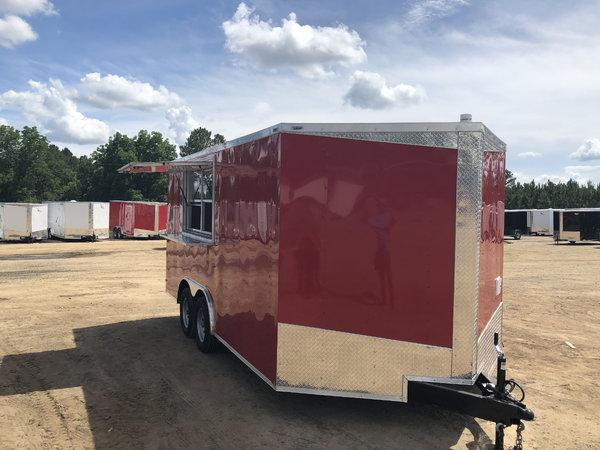 Lark 8.5x16 concession  for Sale $13,500