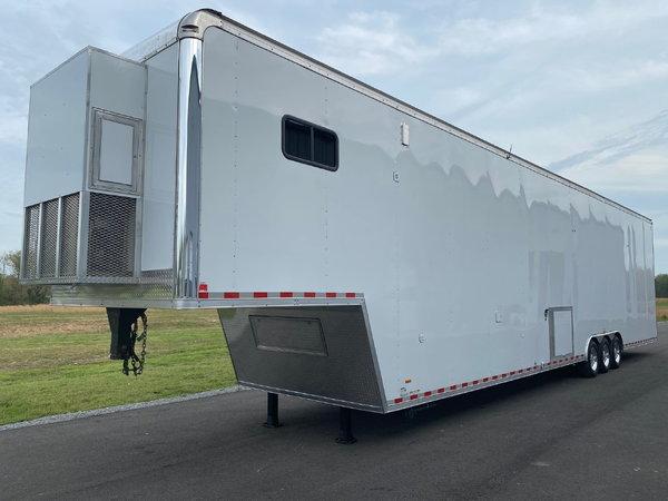 2018 X-Celerator 53' Three Car Stacker Trailer LIKE NEW!!