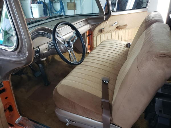 1957 Ford Ranchero  for Sale $16,000