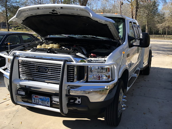 2001 Ford F450 7.3 Diesel  for Sale $32,500