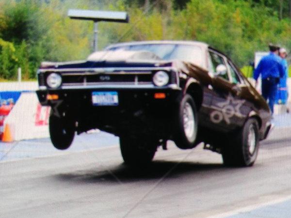 1969 Chevy Nova  for Sale $30,000
