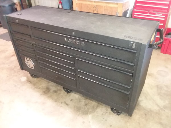 Matco Toolbox  for Sale $5,800