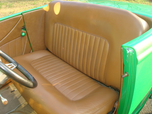"'32 Ford Roadster ""Grasshopper""  for Sale $39,500"