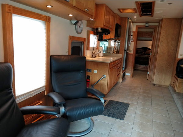 2005 Optima 42' Motorhome 62k miles  for Sale $154,900