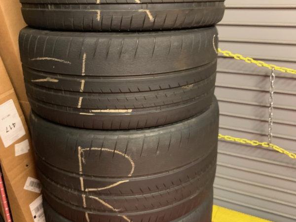 2016 Porsche GT3RS Tires  for Sale $250
