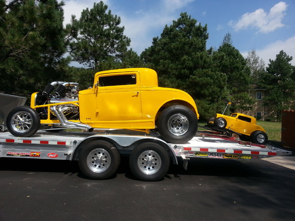 1932 Chevrolet 3 Window  for Sale $110,000