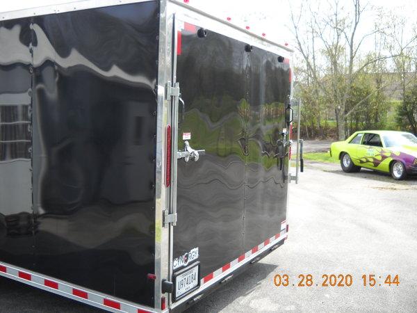 CAR & TRAILER  for Sale $25,000