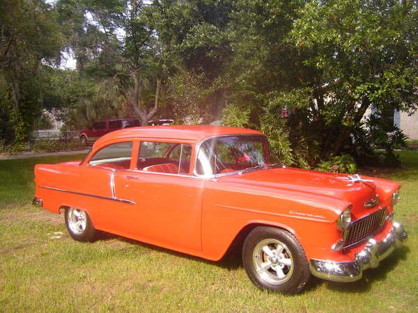 1955 Chevrolet Two-Ten Series
