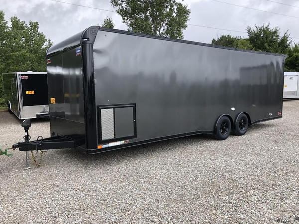 2019 United Trailer GEN 4- 8.5x28 Extra Height Enclosed Race