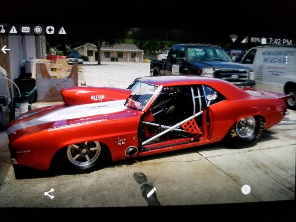 69 Camaro  for Sale $45,500