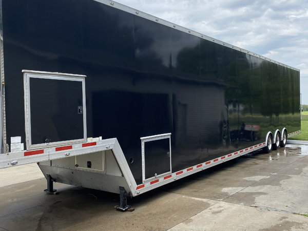2014 ATC 53' 3/4 car transporter   for Sale $54,999