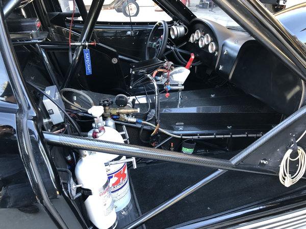 All Carbon 63'Bickel Corvette  for Sale $67,500