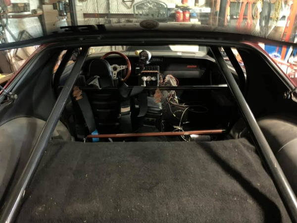 '85 CAMARO Bracket / Index Car  for Sale $13,500