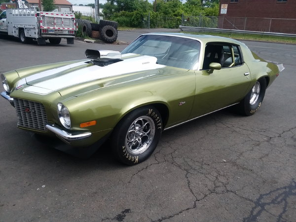 73 naturally aspirated 565 Z28  for Sale $45,000