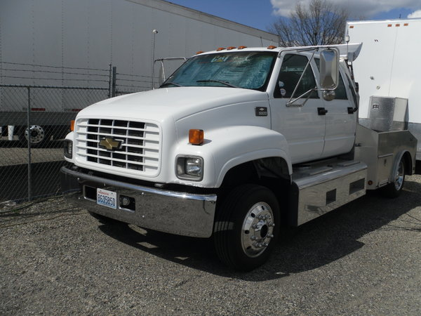 Chevy C-5500 Monroe Conversion  for Sale $32,500