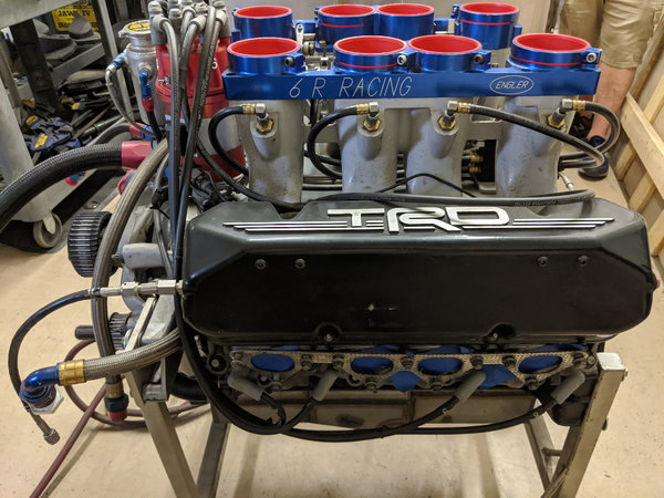 TRD 355 USAC Silver Crown Engine   for Sale $28,395