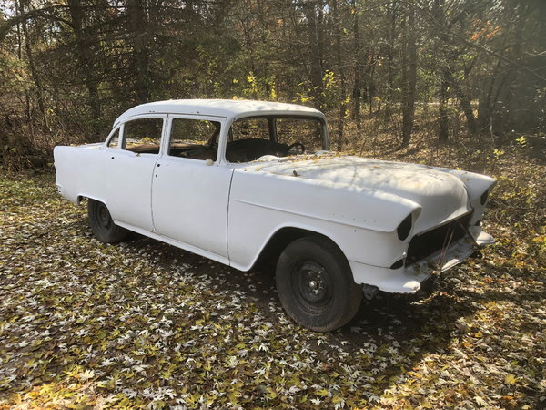 1955 Chevrolet Bel Air  for Sale $6,000
