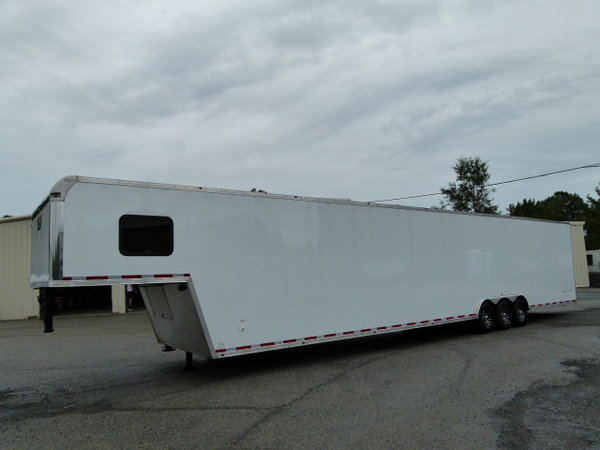 2020 50' Vintage Outlaw Race Trailer