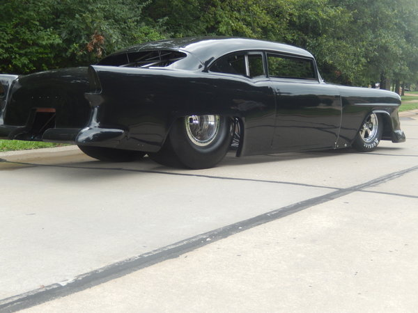 55 Chevy - Carbon