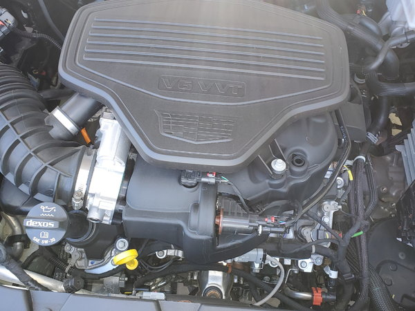 trade new xt5 diesel pusher