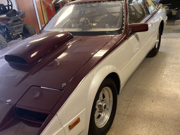 300 ZX RACE CAR , ROLLING TUBE CHASSIS, TRADES