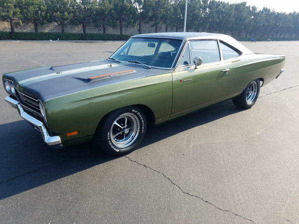 1969 Plymouth Road Runner  for Sale $59,000