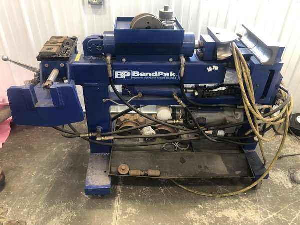 Exhaust Tubing Bender >> Bendpak Exhaust Pipe Bender For Sale In Townville Pa Price 4 500