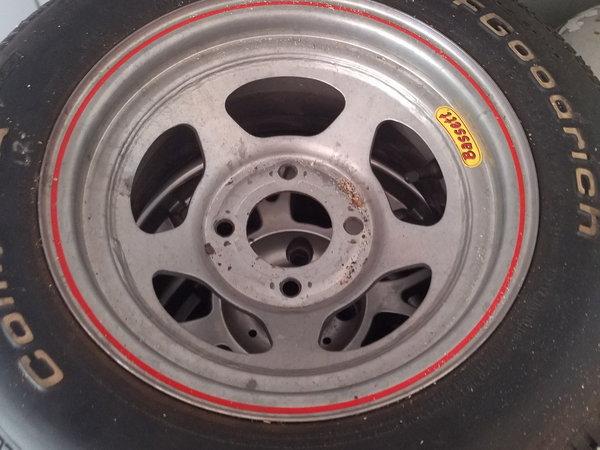 Lemons/Chump Scca Nissan Pulsar 4 cylinder circle track