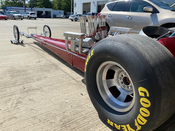 B/FD Dragster For Sale with Trailer  for Sale $18,500
