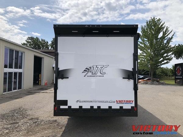 2020 ATC 40' Aluminum 5th Wheel Toy Hauler