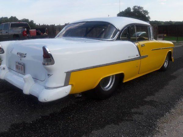 55 Chevy Hardtop  for Sale $35,000