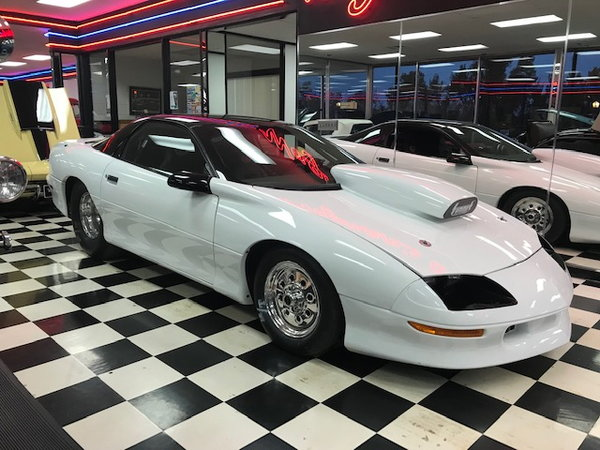 1993 Chevrolet Camaro  for Sale $25,500
