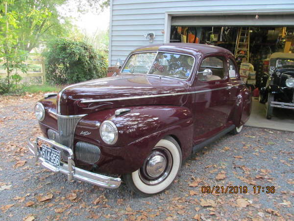 1941 Ford Super Deluxe  for Sale $25,000