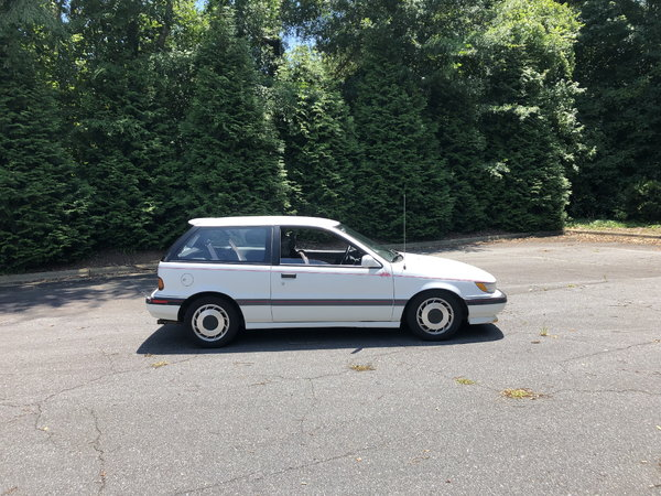 1989 Mitsubishi Mirage  for Sale $5,000