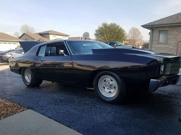 1970 monte carlo  for Sale $18,500