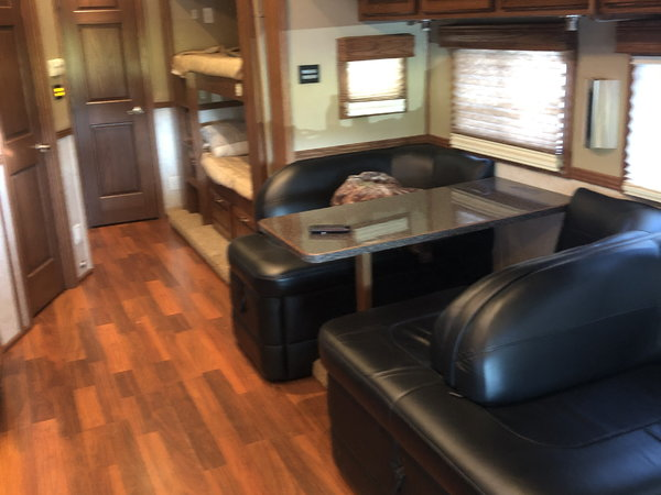 2013 Volvo Showhauler & 2015 36' Renegade Stacker  for Sale $365,000